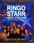 Ringo Starr リンゴ・スター/Tokyo 10.31.2016 BRD