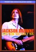 Jackson Browne ジャクソン・ブラウン/NJ,USA 1976