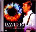 David Bowie デヴィッド・ボウイ/Lonodn,UK 8.11.1997