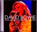 David Bowie デヴィッド・ボウイ/NY,USA 6.16.2000