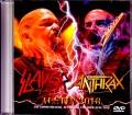 Slayer,Anthrax スレイヤー アンスラックス/TX,USA 2018