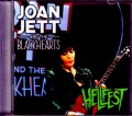 Joan Jett and the Blackhearts ジョーン・ジェット/France 2018 & more