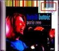 David Bowie デヴィッド・ボウイ/France 1999