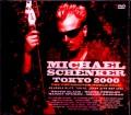 Michael Schenker マイケル・シェンカー/Tokyo,Japan 2000