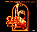 Ozzy Osbourne オジー・オズボーン/CA,USA 1982