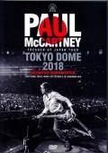 Paul McCartney ポール・マッカートニー/Tokyo,Japan 10.31 & 11.1.2018 2 Sounds Dual Layer Ver