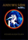 Ann Wilson of Heart アン・ウィルソン/US Tour Collection 2018