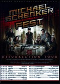 Michael Schenker Fest マイケル・シェンカー/Europe Tour Collection 2018