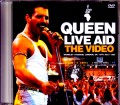 Queen クィーン/London,UK 1985 2 Broadcast & Rehearsals