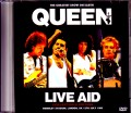 Queen クィーン/London,UK 1985 Rare Collection