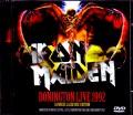 Iron Maiden アイアン・メイデン/UK 1992 Japanese LD Ver. & more