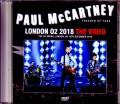 Paul McCartney ポール・マッカートニー/London,UK 2018 2 Recorder