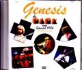 Genesis ジェネシス/Japan TV Broadcast 1984・1989