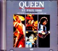 Queen クィーン/MN,USA 1980