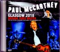 Paul McCartney ポール・マッカートニー/Scotland,UK 2018