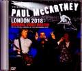 Paul McCartney ポール・マッカートニー/London,UK 12.16.2018 Complete