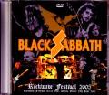 Black Sabbath ブラック・サバス/Greece 2005