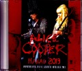 Alice Cooper アリス・クーパー/Germany 2013