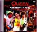 Queen クィーン/Knebworth,UK 1986 Original Video Master