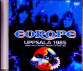 Europe ヨーロッパ/Sweden 1985