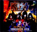 Kiss キッス/Canada 2019
