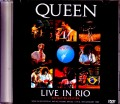 Queen クィーン/Brazil 1985 Upgrade