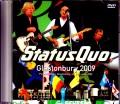 Status Quo ステイタス・クォー/Glastonbury,UK 2009
