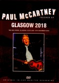 Paul McCartney ポール・マッカートニー/Glasgow,UK 2018 IEM Audio Dual Layer Ver.