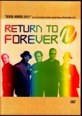 Return to Forever リターン・トゥ・フォーレヴァー/South Korea 2011