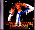 David Bowie デヴィッド・ボウイ/Germany 2002 Broadcast Ver.