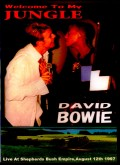 David Bowie デヴィッド・ボウイ/England,UK 1997