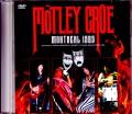 Motley Crue モトリー・クルー/Canada 1985