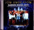Jon Anderson ジョン・アンダーソン/FL,USA 2019