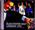 B.O.C. Blue Oyster Cult ブルー・オイスター・カルト/MD,USA 1976