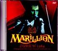 Marillion マリリオン/Switzerland 1984