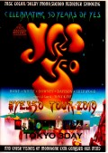 Yes イエス/Tokyo,Japan 2019 3 Days Complete