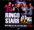 Ringo Starr and His Starr Band リンゴ・スター/Tokyo,Japan 4.7.2019 Dual Layer Ver.