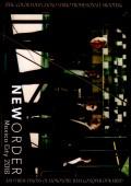 New Order ニュー・オーダー/Mexico 2018
