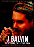 J. Balvin J. バルヴィン/Music Video Collection 2019