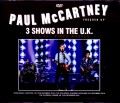 Paul McCartney ポール・マッカートニー/UK 2018 3 Days IEM Rec. Dual Layer Ver.