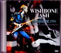 Wishbone Ash ウィッシュボーン・アッシュ/Germany 1976