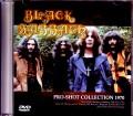 Black Sabbath ブラック・サバス/Various Pro-Shot Footage 1970
