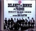 Delaney & Bonnie,Eric Clapton デラニー・アンド・ボニー/Germany 1969