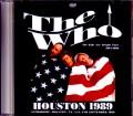 Who,the ザ・フー/TX,USA 1989 Upgrade