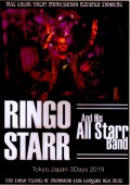 Ringo Starr and His All Starr Band リンゴ・スター/Tokyo,Japan 2019 3 Days Complete