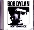 Bob Dylan ボブ・ディラン/Don't Look Back Japanese Broadcast Ver.