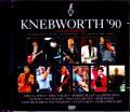 Various Artists Paul McCartney,Pink Floyd,Genesis,Eric Clapton,Jimmy Page/UK 1990 Japan Broadcast Ver.