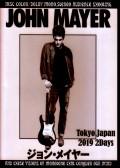 John Mayer ジョン・メイヤー/Tokyo,Japan 2019 2 Days Complete