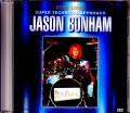 Jason Bonham ジェイソン・ボーナム Star Licks Japanese VHS Ver.