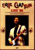 Eric Clapton エリック・クラプトン/CT,USA 1985 Japanese LD Ver.
